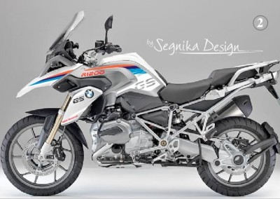 KIT R 1200 GS LC by Segnika var.02