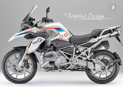 KIT R 1200 GS LC by Segnika var.03