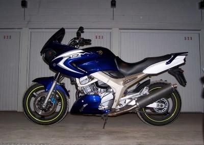 TDM 900 Yamaha Restyling