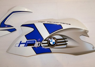 KIT HP2 Megamoto Restyling