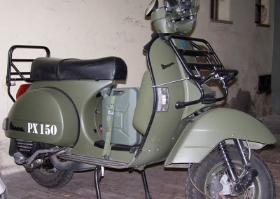 Piaggio PX 150 Restyling