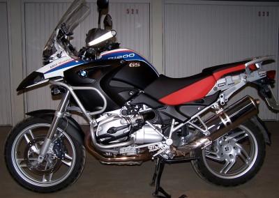 R1200GS mod. '04 RESTYLING MOTORSPORT