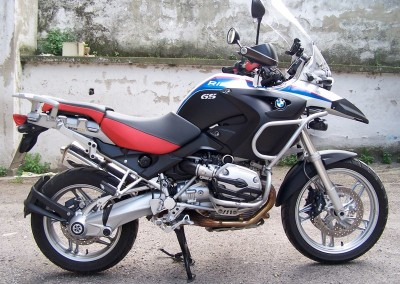 R1200GS mod. '04 RESTYLING MOTORSPORT