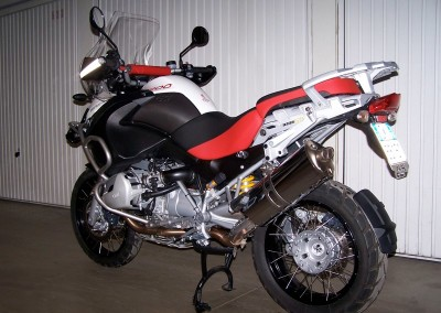 CONVERSIONE R1200GS STANDARD '04 IN ADV '08