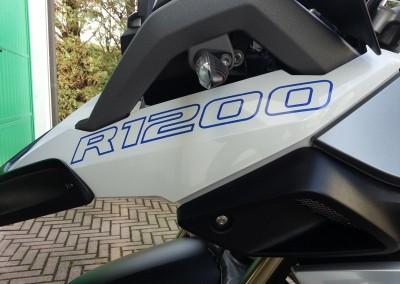 """KIT R1200 logo """"filetto"""" (vari colori)"""