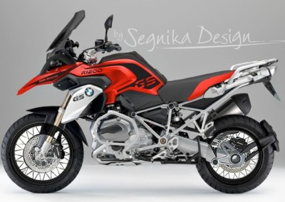 GS LC RED SERIES VAR.1