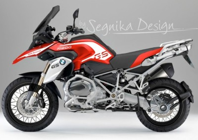 GS LC RED SERIES VAR.6