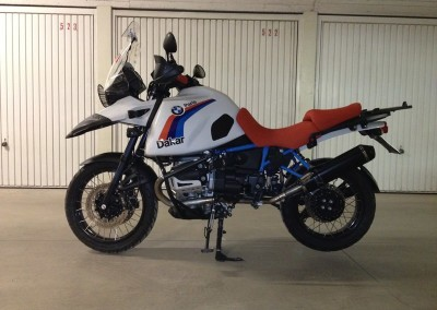 GS 1150 restyling DAKAR