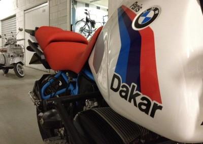 GS 1150 restyling DAKAR