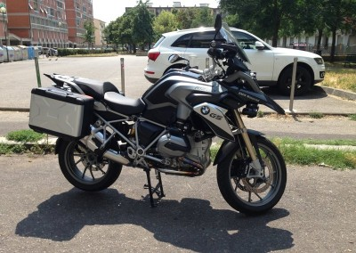 KIT R1200 GS LC BLACK