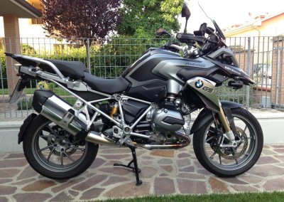 KIT R1200 GS LC BLACK