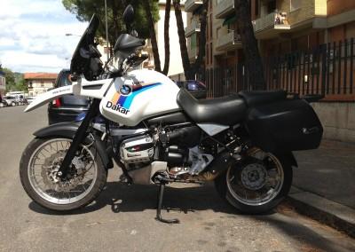 R 1100 GS Dakar Style