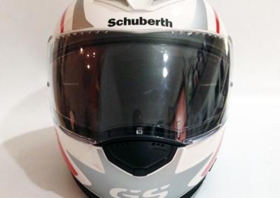 SCHUBERTH C3 PRO - R1200 GS 30°