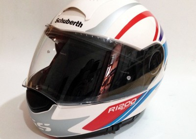 SCHUBERTH C3 - R1200 GS 30°