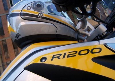 Kit R1200 Yellow/Black