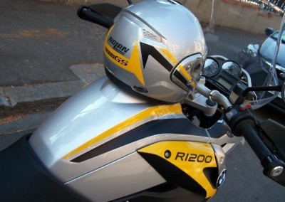 Kit R1200 Yellow/Black