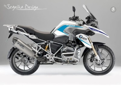 R 1200 GS 2013 by Segnika var.05
