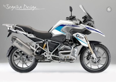 R 1200 GS 2013 by Segnika var.06