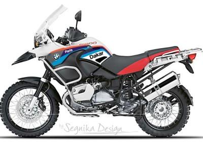 ADV Mod.'06 Dakar Style 1