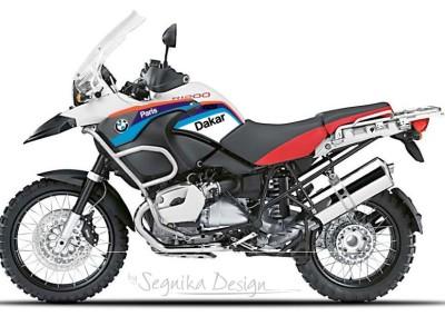 ADV Mod.'06 Dakar Style 2