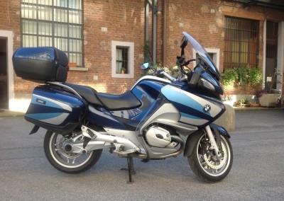 RT 1200 ARGENTO - BLUE sat.