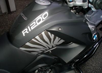 ZEBRATURE fianchetti R1200 GS '08