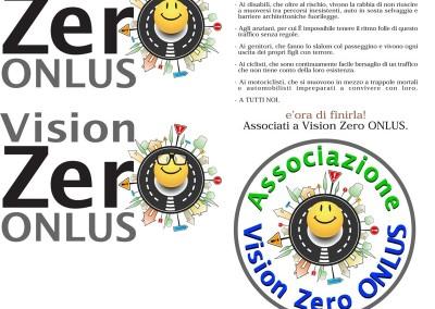 Vision Zero Onlus -  Logo