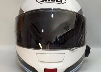 SHOEI NEOTEC SilverBlack