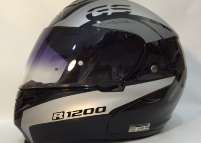 "SHOEI-MULTITEC ""BlackSilver"""