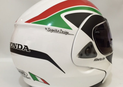 "SHOEI-MULTITEC ""tricolore"""