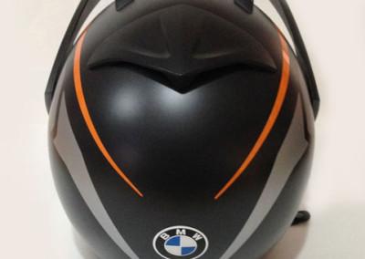 """BMW ENDURO """"OrangeSilver"""""""