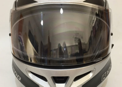 SHOEI MULTITEC - SILVER/BLACK