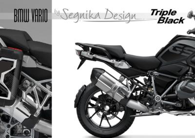 VARIO TRIPLE BLACK